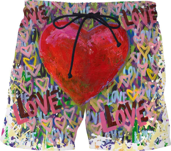 BON LOVE 4 Swim Shorts
