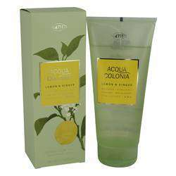 4711 Acqua Colonia Lemon & Ginger Shower Gel for Women - By Maurer & Wirtz