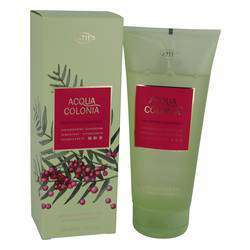 4711 Acqua Colonia Pink Pepper & Grapefruit Women Shower Gel - By Maurer & Wirtz