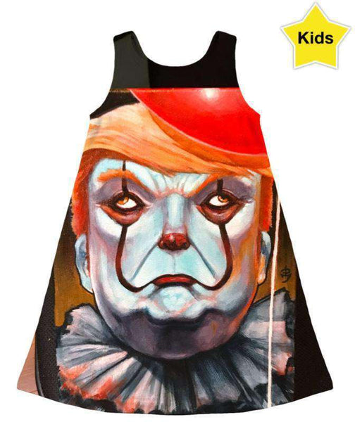 You'll Float Too Kids Dress