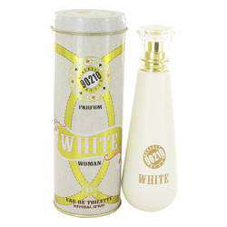 90210 White Jeans Women Eau De Toilette Spray - By Torand