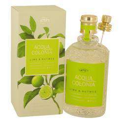 4711 Acqua Colonia Lime & Nutmeg Women Eau De Cologne Spray