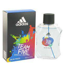 Adidas Team Five Eau De Toilette Spray Men By Adidas