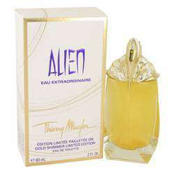 Alien Eau Extraordinaire De Toilette Spray (Gold Shimmer Edition) - By Thierry Mugler