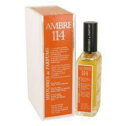 Ambre 114 Eau De Parfum Spray for Women - By Histoires De Parfums