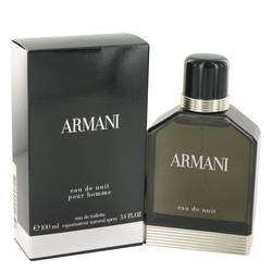 Armani Eau De Nuit Eau De Toilette Spray Men - By Giorgio Armani