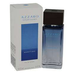 Azzaro Solarissimo Marettimo Eau De Toilette Spray Men - By Azzaro