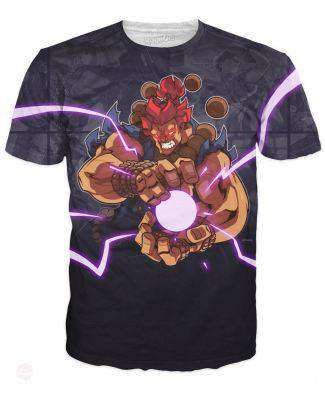 Akuma T-Shirt - Free Shipping - X-Small / Ultra Premium / Burly Wood - T-Shirts
