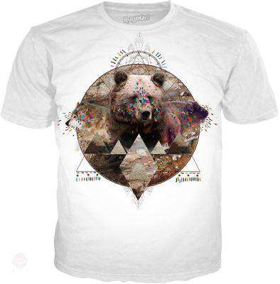 Animal Echoes Men T-Shirt - Free Shipping - T-Shirts