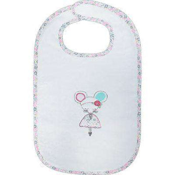 Baby Bib Big Tooth Fairy - Free Shipping - Souricette / S - Child & Baby>Baby Bibs