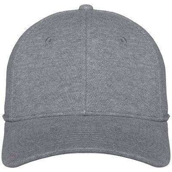 Baseball Cap Jersey Style - Free Shipping - Heather Grey / Tu - Accessories & Hats>Caps