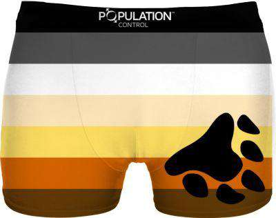 Bear Flag Underwear - Free Shipping - Underwear