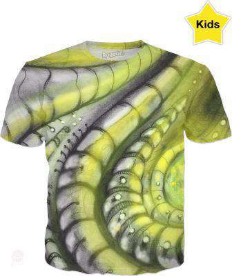Bio Mech 2 T-Shirt For Kids - Free Shipping - T-Shirts