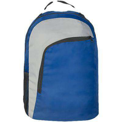 Sports Backpack 17L - Free Shipping - Royal Blue / Light Grey / Tu