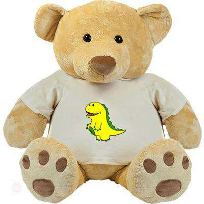 Teddy Bear Honey For Baby And Kids - Free Shipping - Brown (Light) / 3Xl - Unisexe>Soft Toy