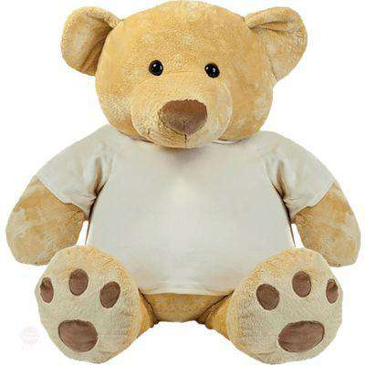Teddy Bear Honey Xxl For Baby And Kids - Free Shipping - Brown (Light) / 3Xl - Unisexe>Soft Toy