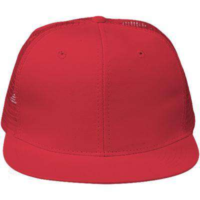 Trucker Cap 6 Panel - Free Shipping - Red / Tu - Accessories & Hats>Caps