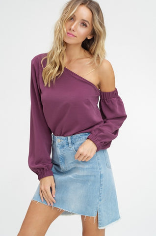 Red Bean LS Top