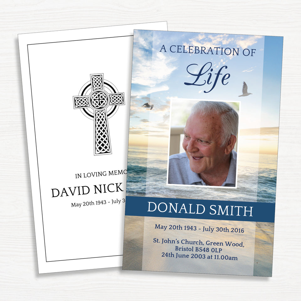 printable funeral templates easy to edit professional affordable