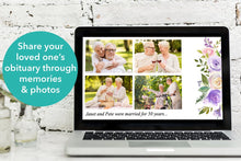 Share your loved ones special memories through a funeral PowerPoint slideshow