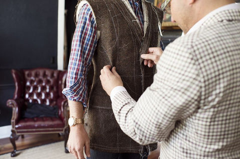 Fitting of a Suit by Commonwealth Proper.