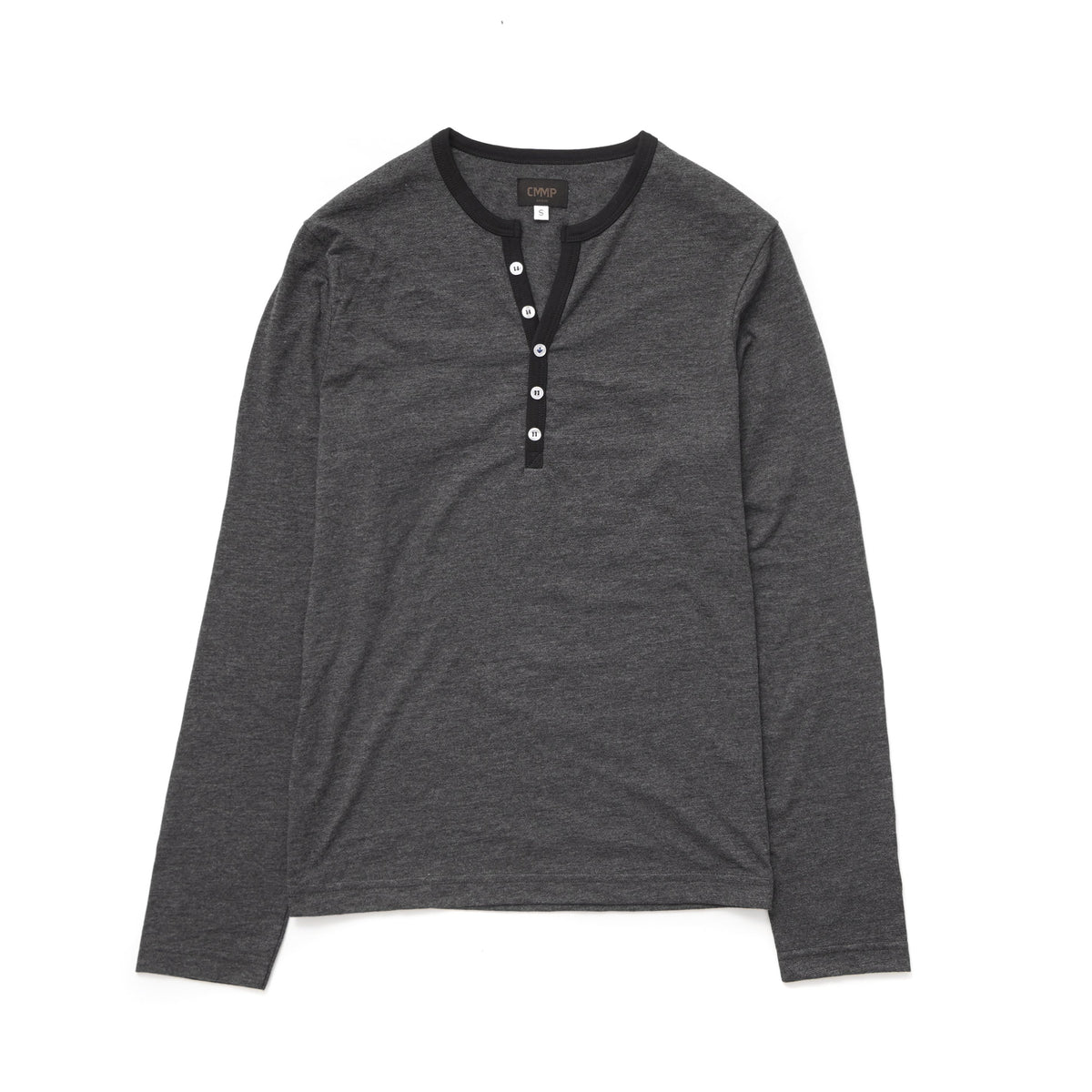 Henley - Black