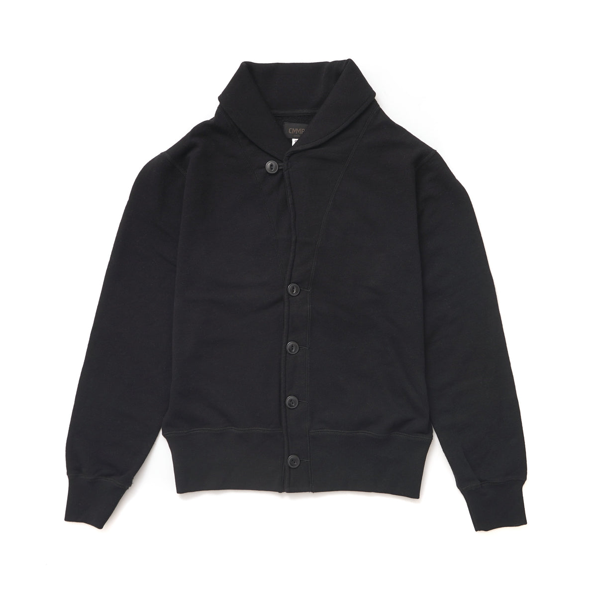 Lounge Cardigan - Black