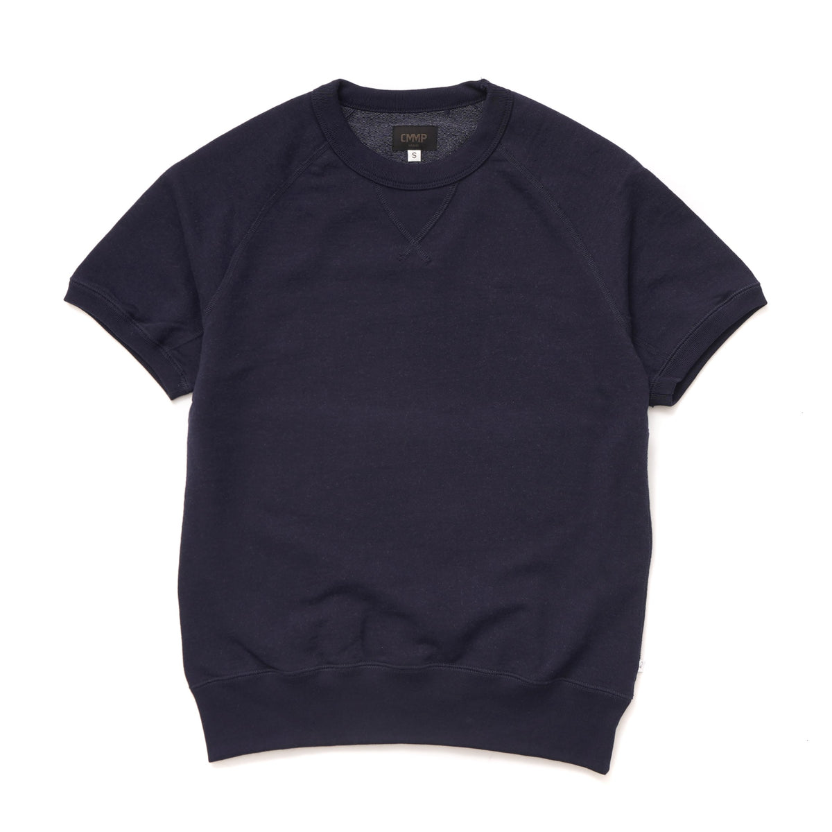Crew Short Sleeved T - Navy
