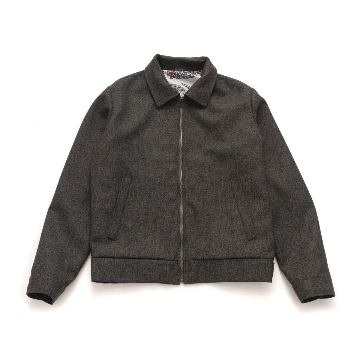 Bomber - Green Thornproof