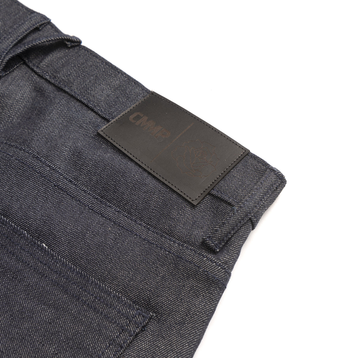 CMMP x Gentry + Rose Cone Mills Raw Denim