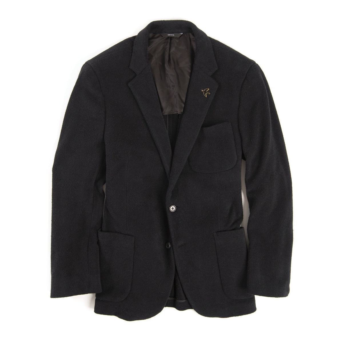 Black Terry Blazer
