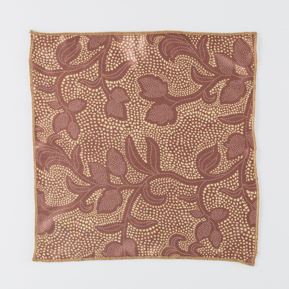 Underwater Mauve Pocket Square