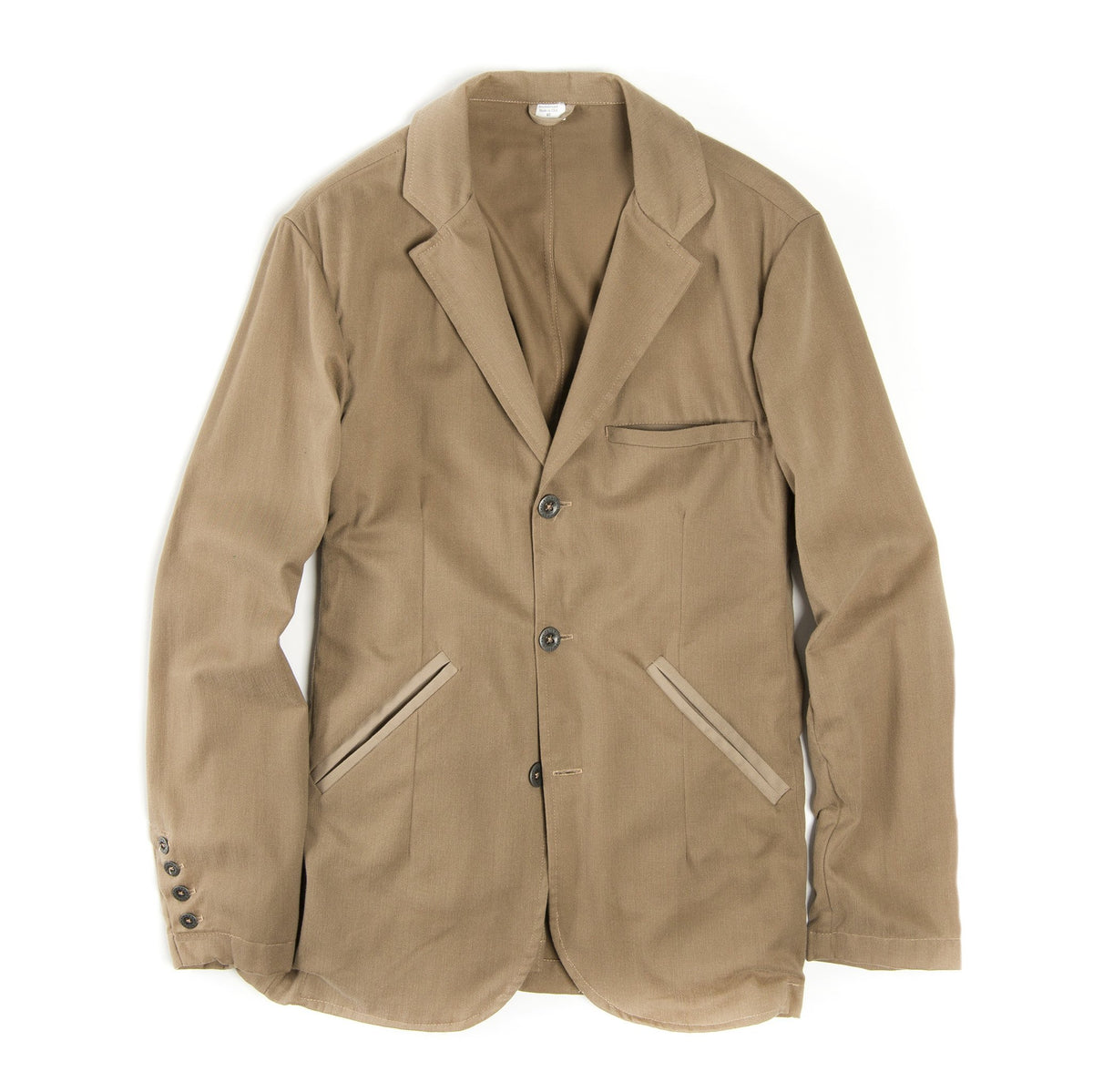 Dash Jacket - Tan