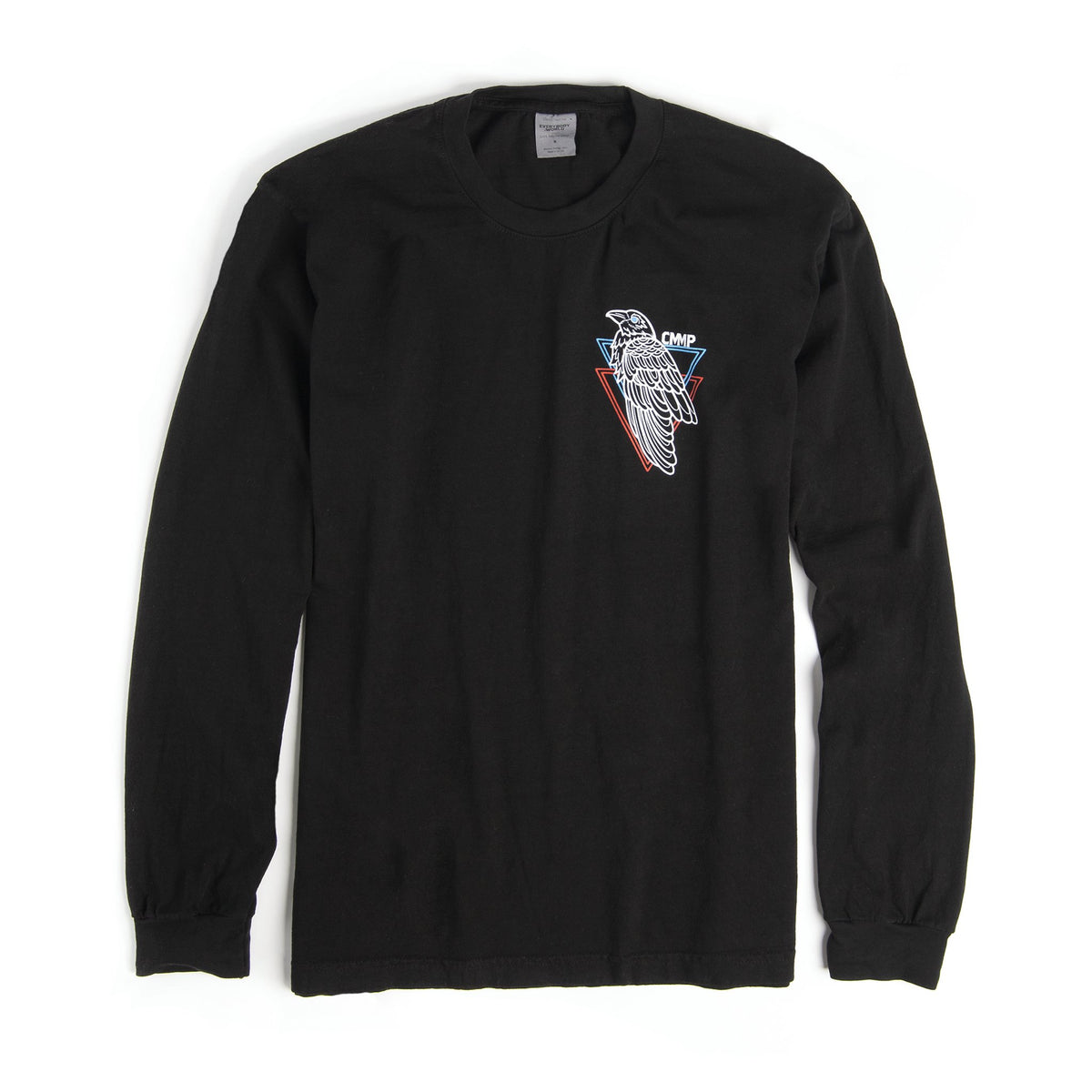 GYM // Crow Long Sleeve T-Shirt