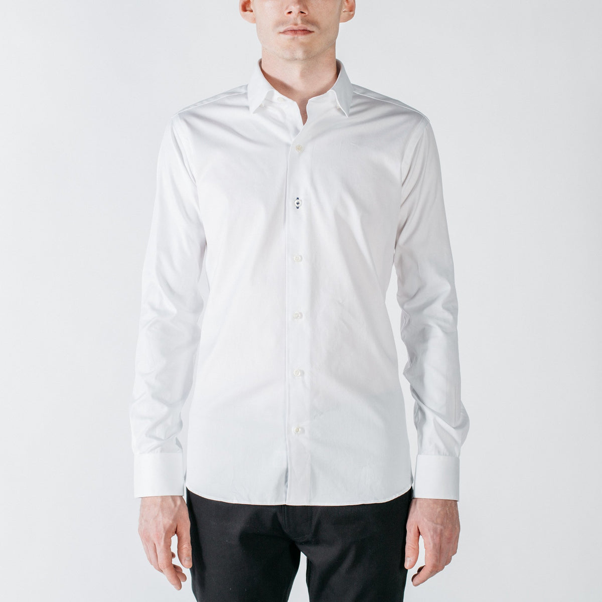CORE // White Shirt