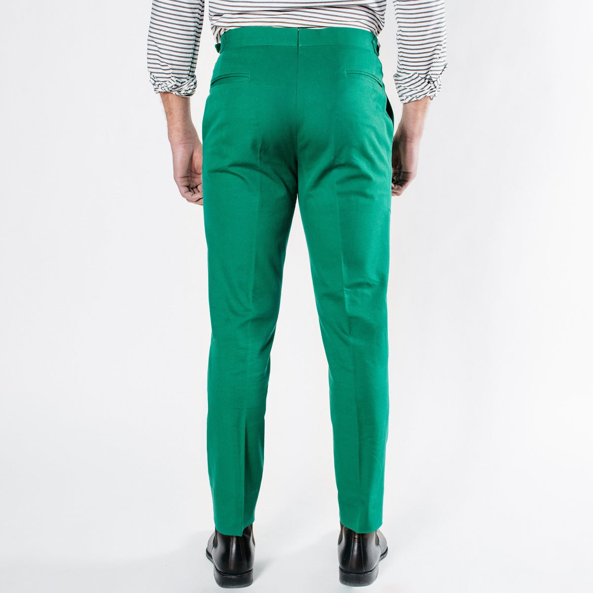 Kelly Green Tech Pant