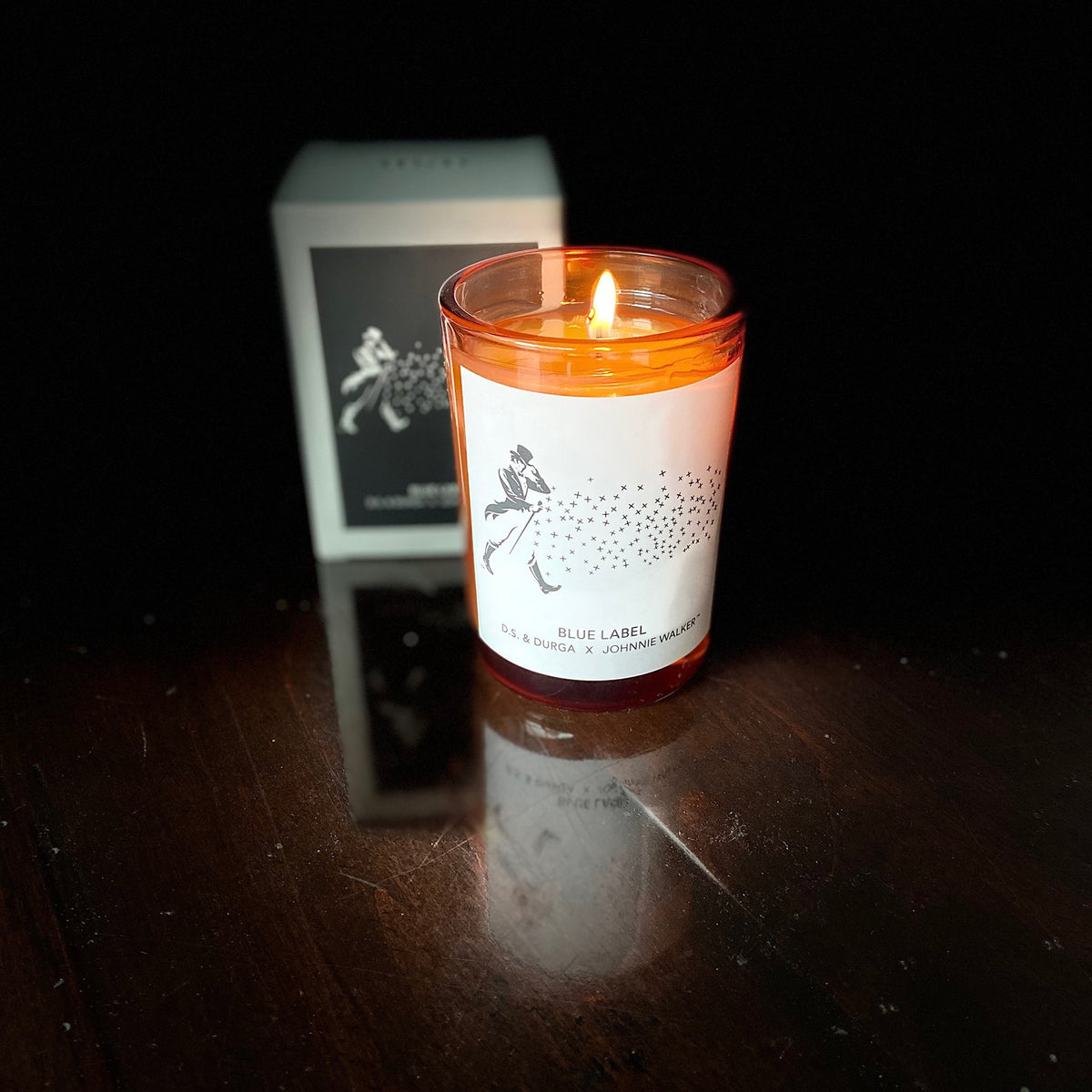 D.S. & Durga x Johnnie Walker - Blue Label Candle