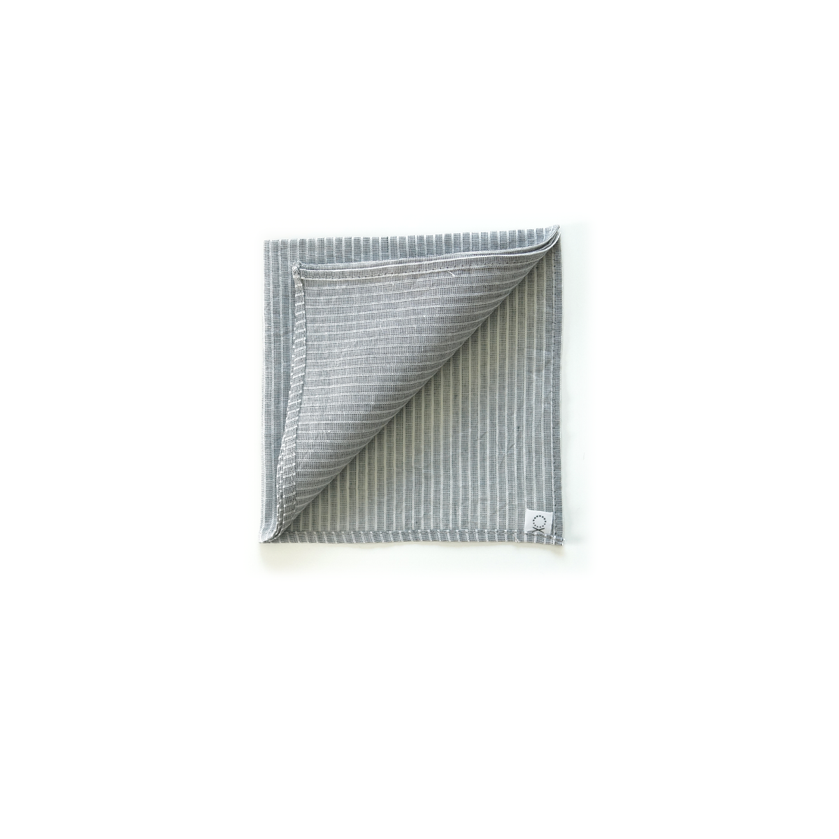 Sahara Stripe Pocket Square