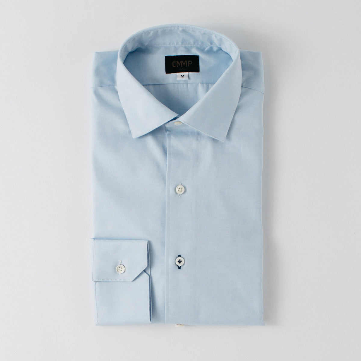 CORE // Blue Shirt