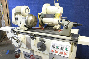 12 X 24 Parker-Majestic High-Precision Cylindrical Grinder
