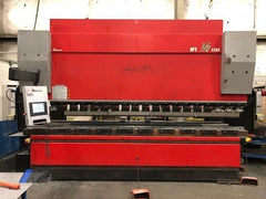 242 TON X 12' AMADA MODEL HFE HYDRAULIC PRESS BRAKE