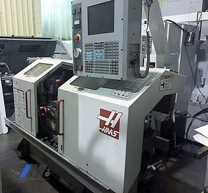 Haas Tl-1 Cnc Lathe Turning Center