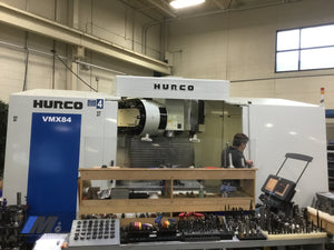 Hurco Vmx 8450T Vertical Machining Center