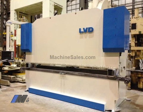 Lvd 204 Ton Hydraulic Down Acting Press Brake 1995