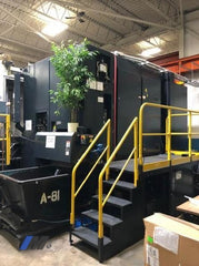 MAKINO A-100E DUAL  PALLET HORIZONTAL MACHINING CENTER