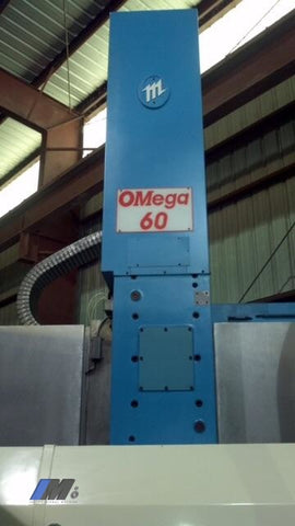 Omega 60 Cnc Vertical Turning Lathe Vtl