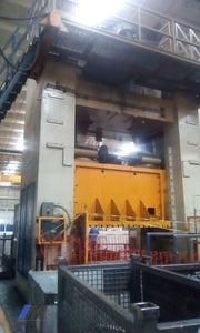 Schuler 1000 Ton Cold Stamping Press