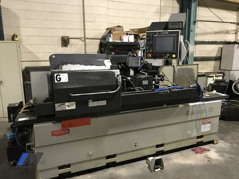 Toyoda Select G-100Ii Cnc Cylindrical Grinder New 2012 Cylindrical Grinder