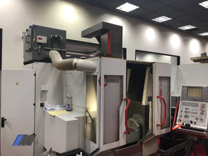Used 1999 Hermle 5 Axis C 600U Vertical Machining Center