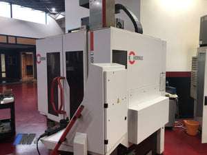 Used 2001 Hermle 5 Axis C 600 U Vertical Machining Center